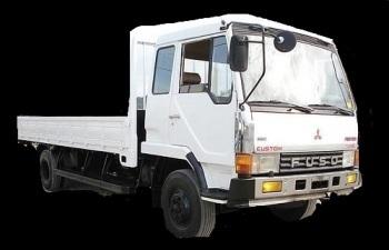 トラック買取電話・三菱のトラックも